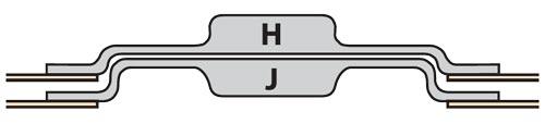 HJ-style Hub