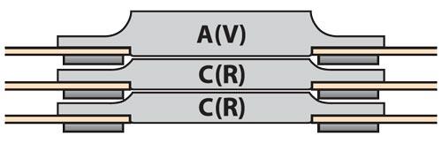 ACC-VRR style Hub