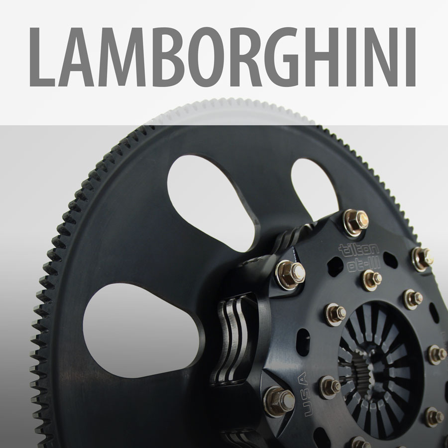 Lamborghini Clutch-Flywheel Assemblies