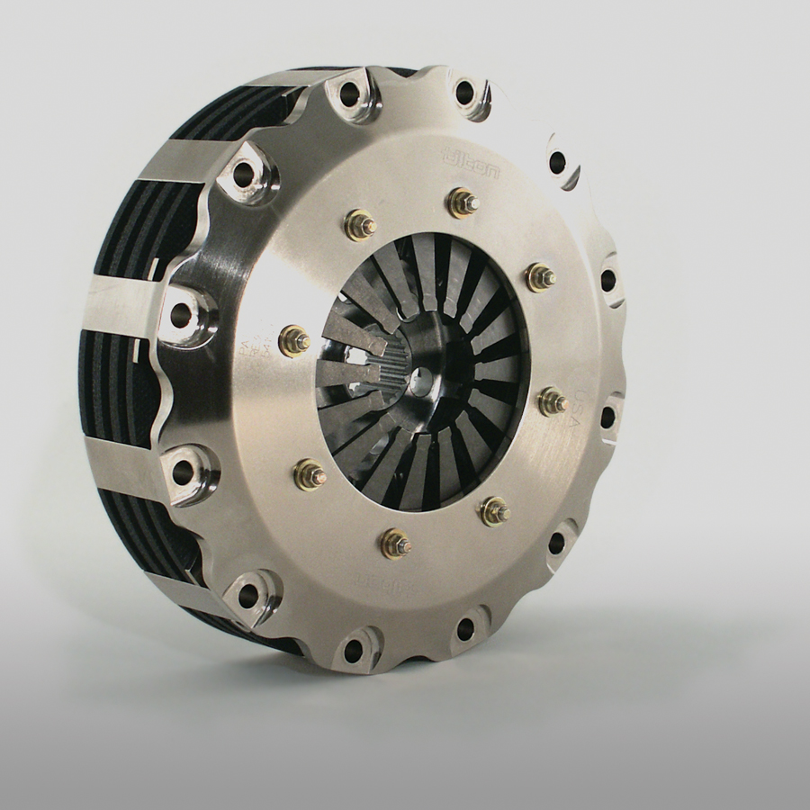 "7.25"" OT-II Carbon Racing Clutches"