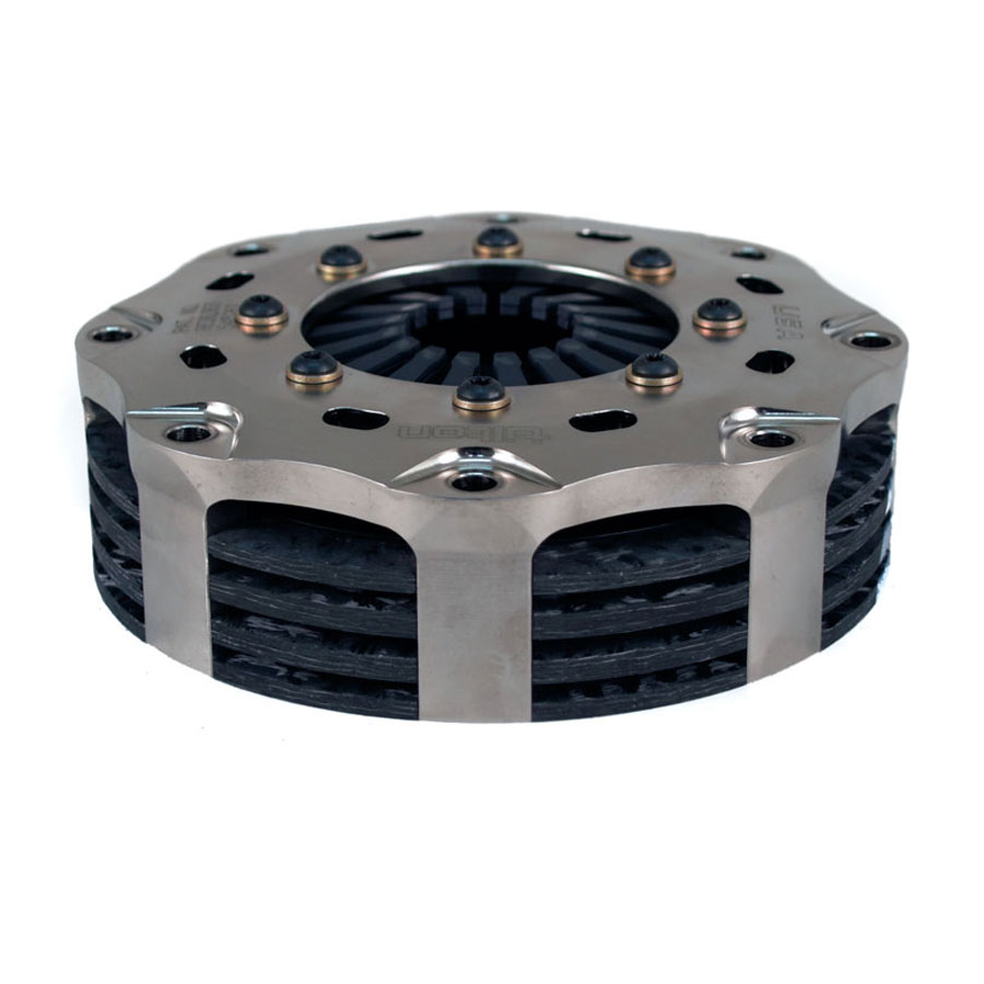 "5.5"" OT-III Carbon Racing Clutch - 3-Plate"