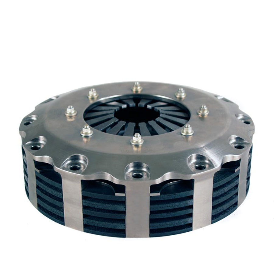 "7.25"" OT-II Carbon Racing Clutches - 4-Plate"
