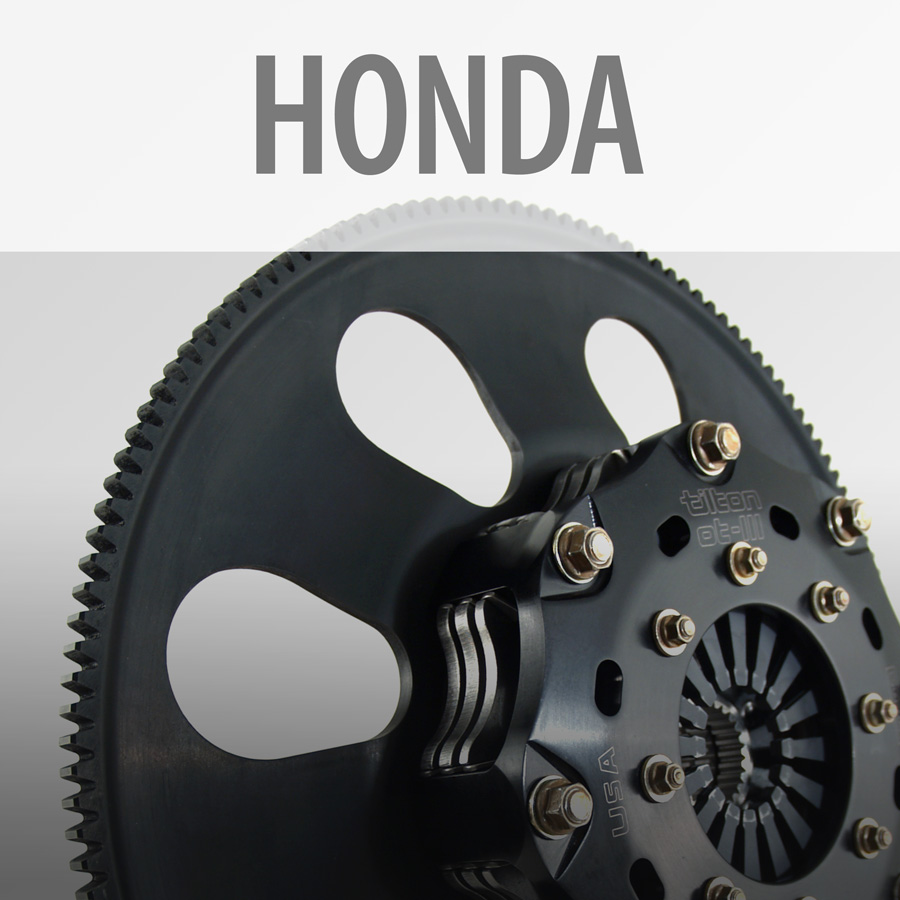 Honda Clutch-Flywheel Assemblies