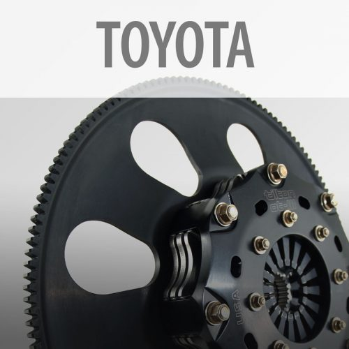 Toyota Supra Clutch-Flywheel Assemblies
