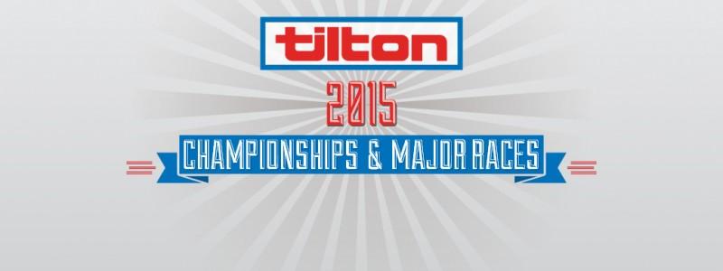 Tilton's 2015 Championships