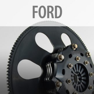 Ford Mustang clutch-flywheel assemblies