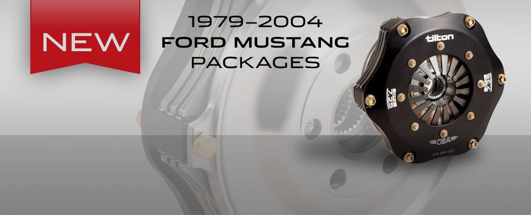 Tilton Mustang CFAs