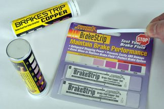 Brake Fluid Test Strips
