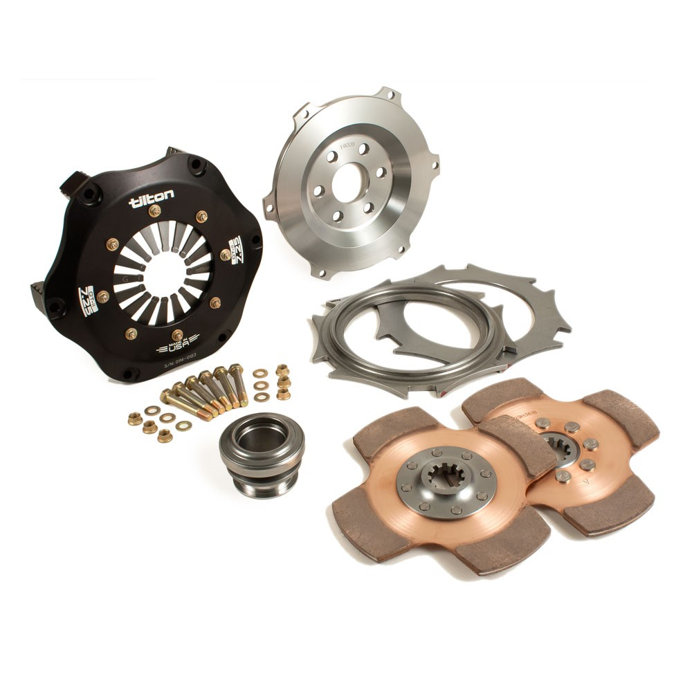 2-plate cerametallic Ford Mustang clutch kit