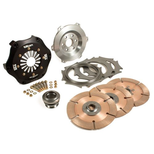 3-plate metallic Ford Mustang clutch kit