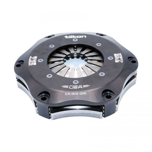 "7.25"" OT-II Heavy Duty Metallic Racing Clutch - 3-Plate"