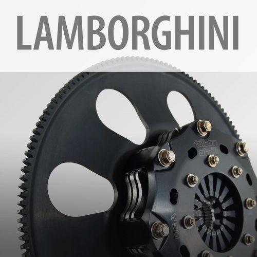 Lamborghini Clutch-Flywheel Assemblies