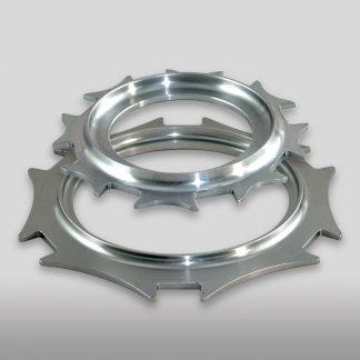 Metallic Clutch Pressure Plates