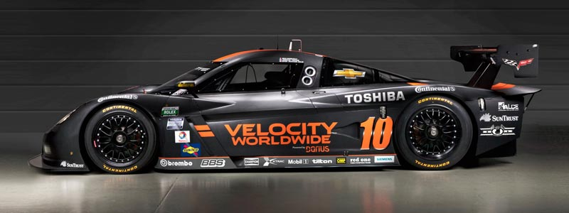 2013 grand-am and traxxas championships rolex wayne taylor racing corvette