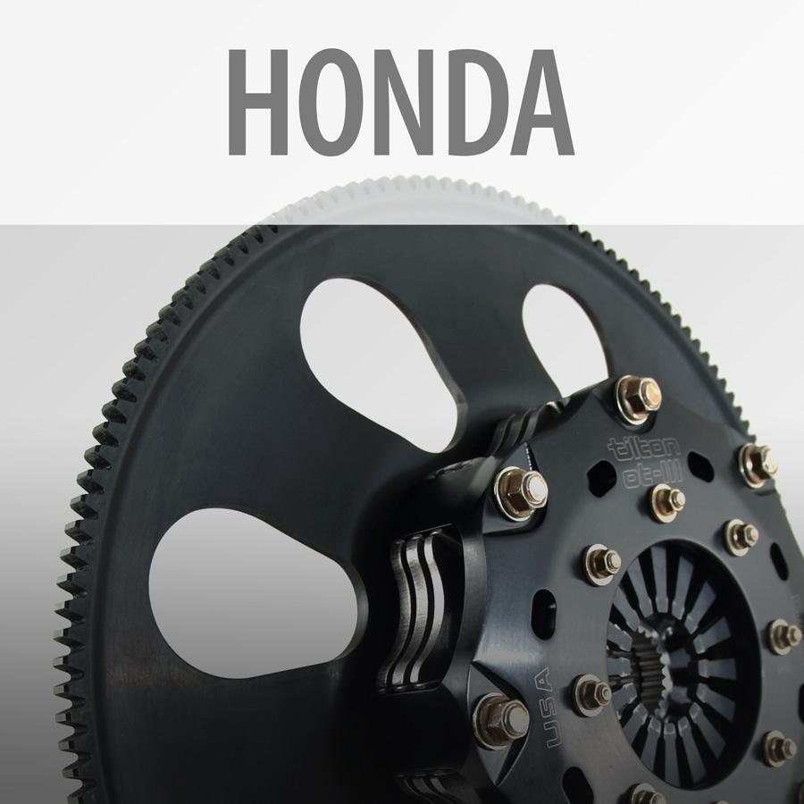 Honda Clutch-Flywheel Assemblies