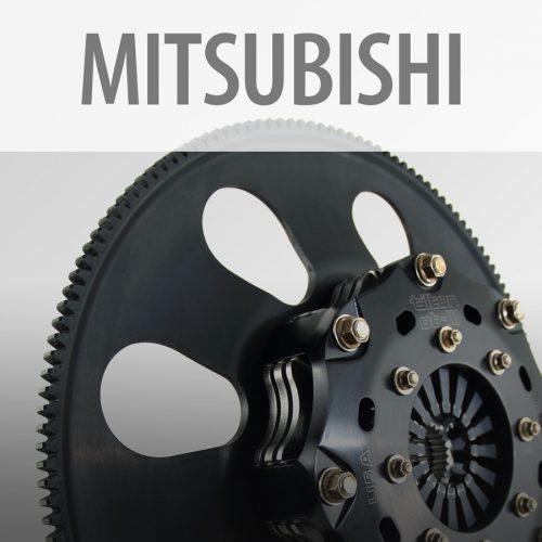 Mitsubishi Clutch-Flywheel Assemblies