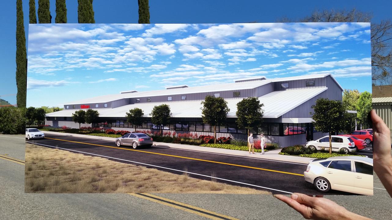 Tilton's New Headquarters
