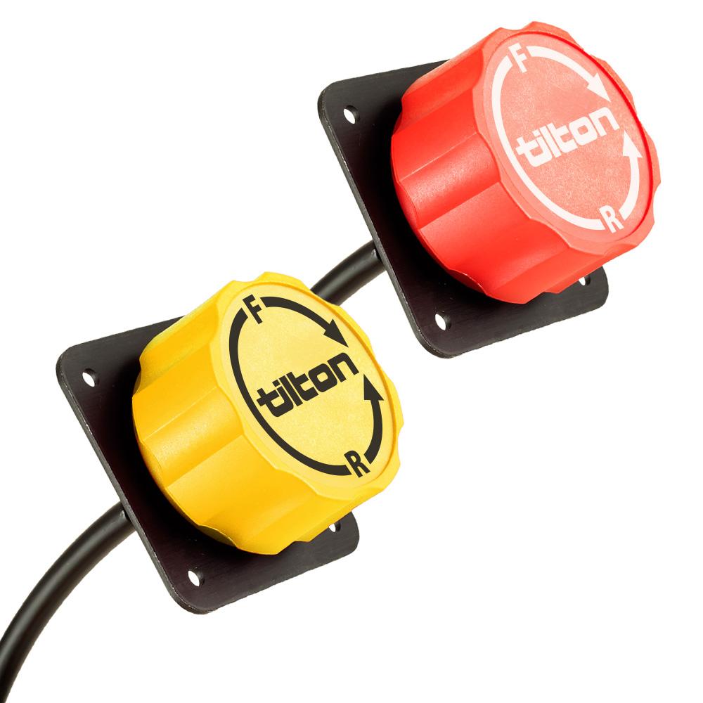 Standard Remote Brake Bias Adjuster Tilton Engineering