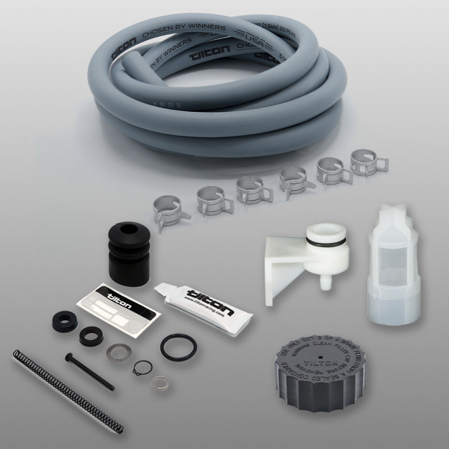 Master Cylinder Rebuild Kits & Parts