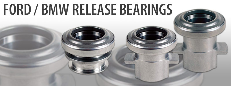 Tilton's New Mechanical Release Bearings - Ford, BMW