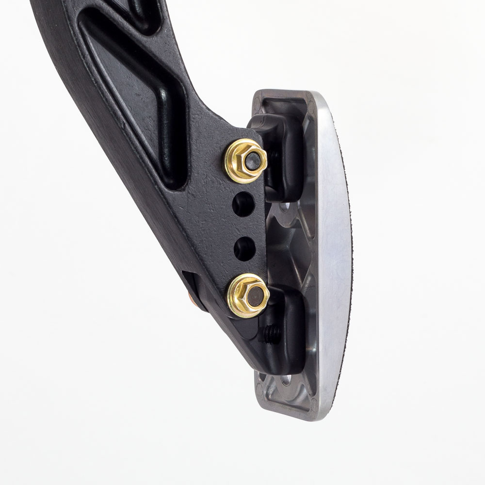 600-Series Throttle Pedal - Pedal Pad Mounting Options