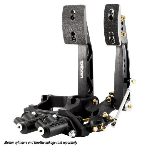 600-Series 2-pedal underfoot assembly