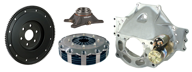 Off-Road Driveline Packages from Tilton